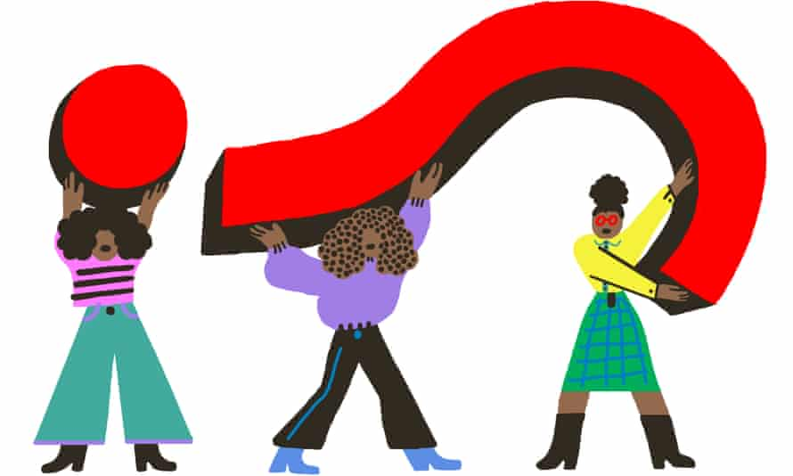 Black women carry the burden of responding to the lack of knowledge around BLM.