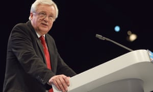 A breakthrough might require a change of tone from Brexit secretary David Davis, according to a government official.