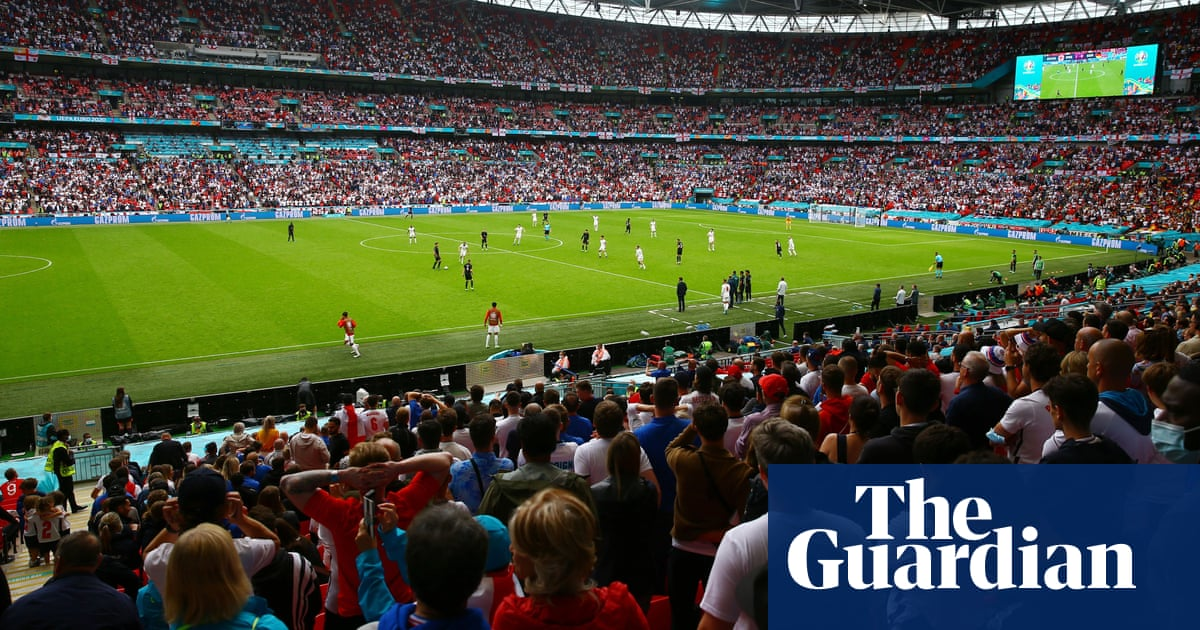 England's next challenge: turn tense Wembley relationship into love match