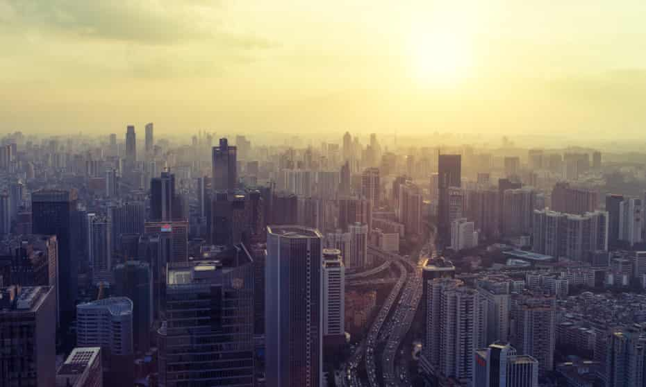 Shenzhen, a megacity of 12 million people, is merely one element of the world's largest continuously urbanised area.