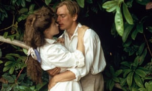 Career-defining … Helena Bonham Carter and Julian Sands in A Room With a View.