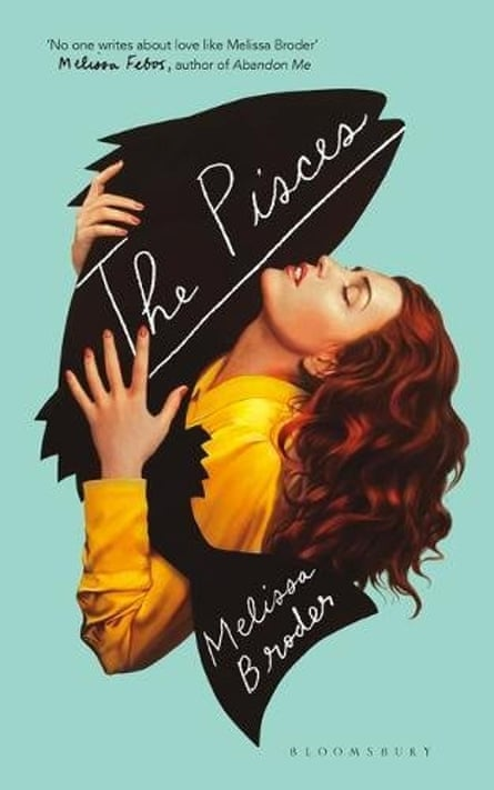 The cover of The Pisces by Melissa Broder.