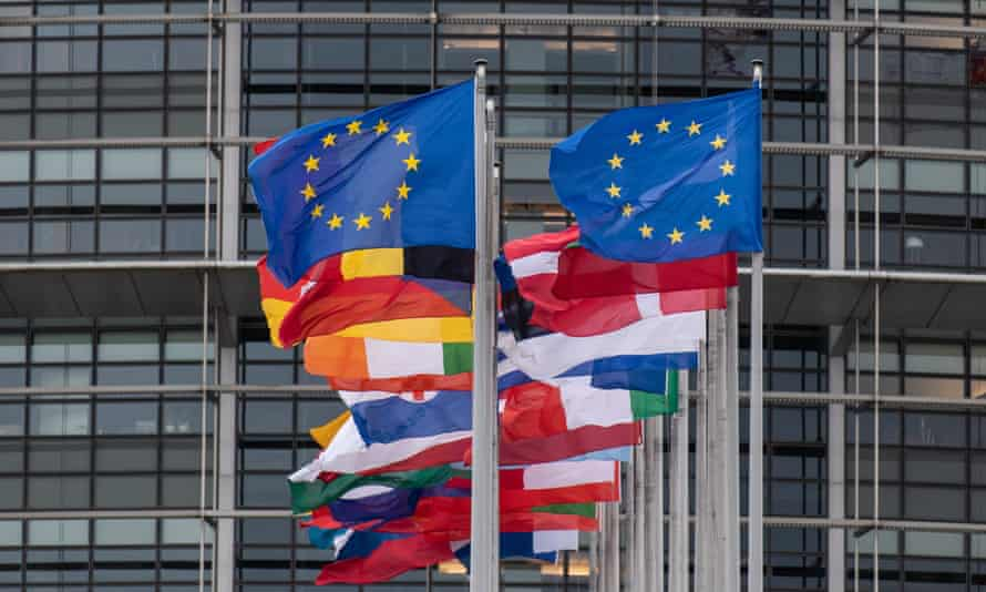 Positive ratings about the EU were stable or higher than last year in almost all member states surveyed, Pew said.