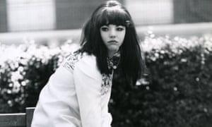 Sarolta Zalatnay, September 1968. Photo Tony Gale
