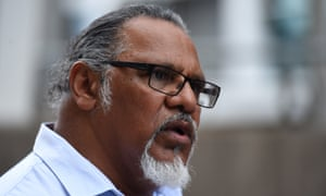 Adrian Burragubba, spokesman for the Wangan and Jagalingou Traditional Owners'€™ Council, says his council will challenge 'Adani's phoney land use deal' in the federal court.