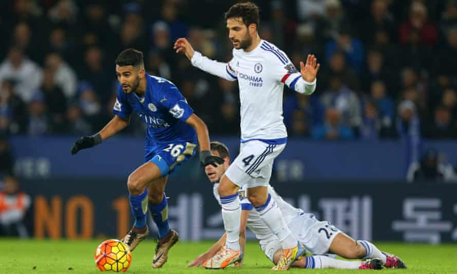 Cesc Fábregas has faced criticism from José Mourinho this season and has spent some time on the Chelsea substitutes' bench.