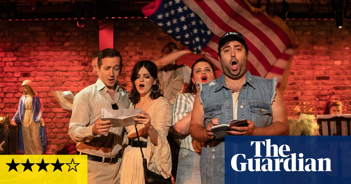 Cabildo review – singing about the American dream behind