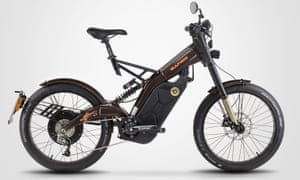 Full throttle: the new Bultaco Albero is an ebike with a difference