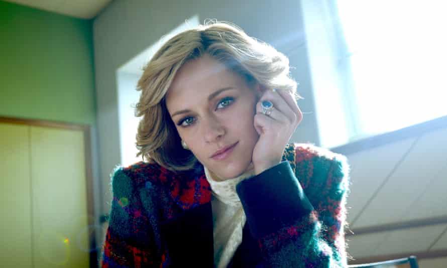 Kristen Stewart stars as Diana in Spencer.
