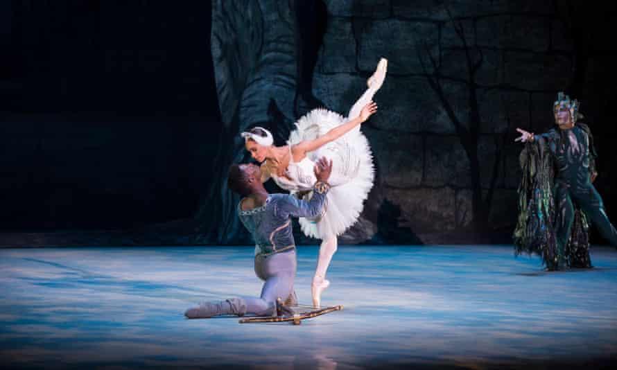 Washington Ballet Company's Swan Lake featuring Brooklyn Mack and Misty Copeland.