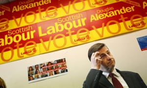 Latest polls show Douglas Alexander, who had a majority of 16,614 at the last election, trailing the SNP by 11 points in Paisley and Renfrewshire South