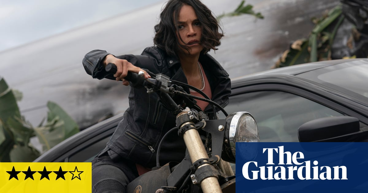 Fast & Furious 9 review – Vin Diesel and crew kick Isaac Newton's ass