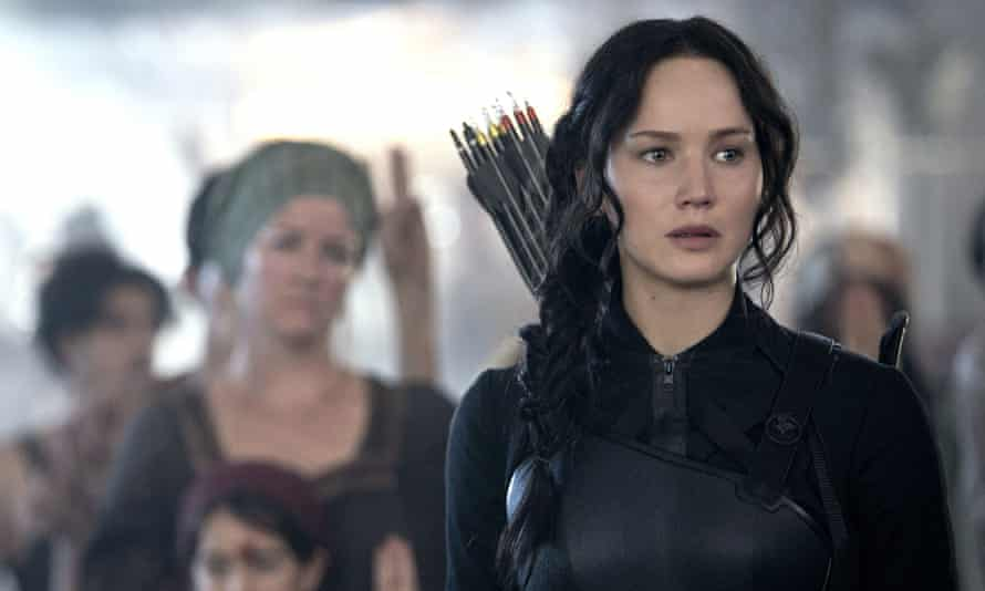 Hunger Games: Lionsgate had become more famous for it's young adult franchises