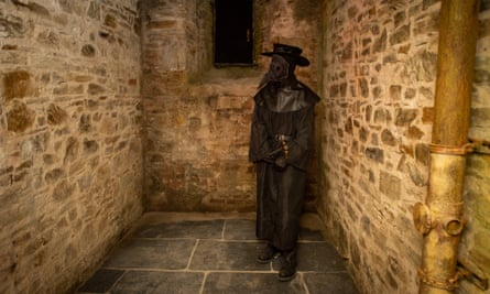 The new Bodmin Jail attraction, in Cornwall, which is due to open on the 1 October, 2020.