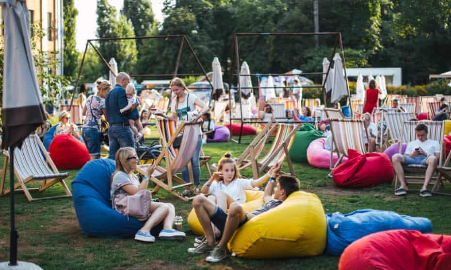 Ulichnaya eda street food festival, Kiev