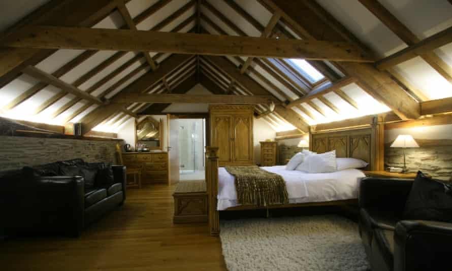 Jabajak Vineyard Restaurant with Rooms, Whitland, Wales