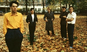 'We thought the song didn't suit us. We had delusions of being ultra-hip' … Simple Minds in the 80s.