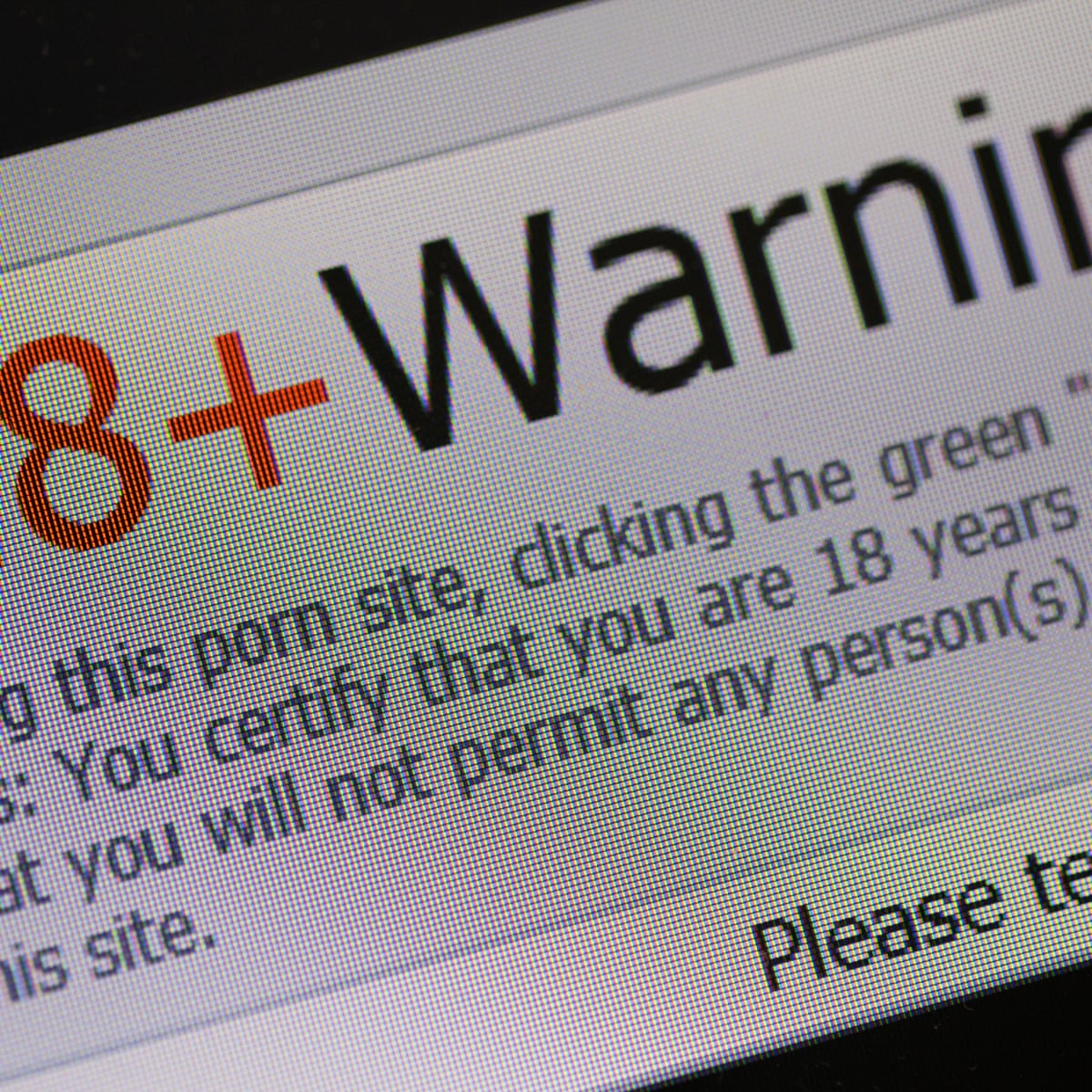 Aussie Browser Porn australia could implement mandatory age verification for