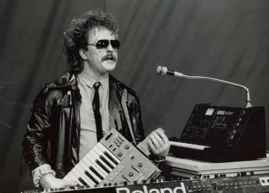 Miha Kralj in 1986.