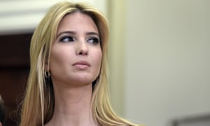 'I feel blessed just being part of the ride from day one and before,' Ivanka Trump said.