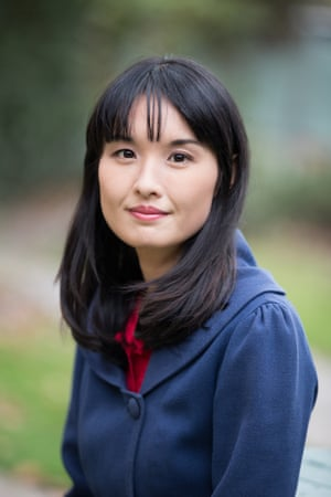 Australian author Alice Pung
