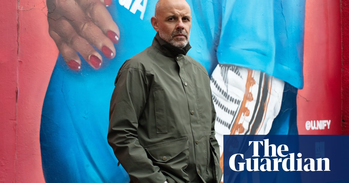 Jason Mohammad: 'I was spat at for being Muslim. That's just how it was'