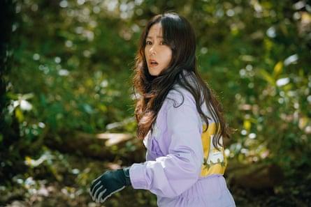 Son Ye-jin as Yoon Se-ri in Crash Landing On You