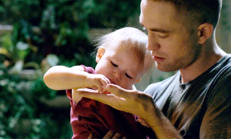 Grippingly unreadable … Scarlett Lindsey and Robert Pattinson in High Life.