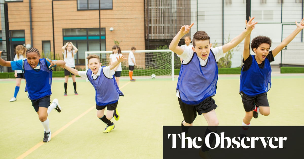 Tories 'squandering Olympic legacy' as school PE declines