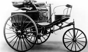 Karl Benz's Patent-Motorwagen No 3