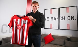 Ralph Hasenhüttl's appointment as Southampton's manager is a source of pride in his native Austria.
