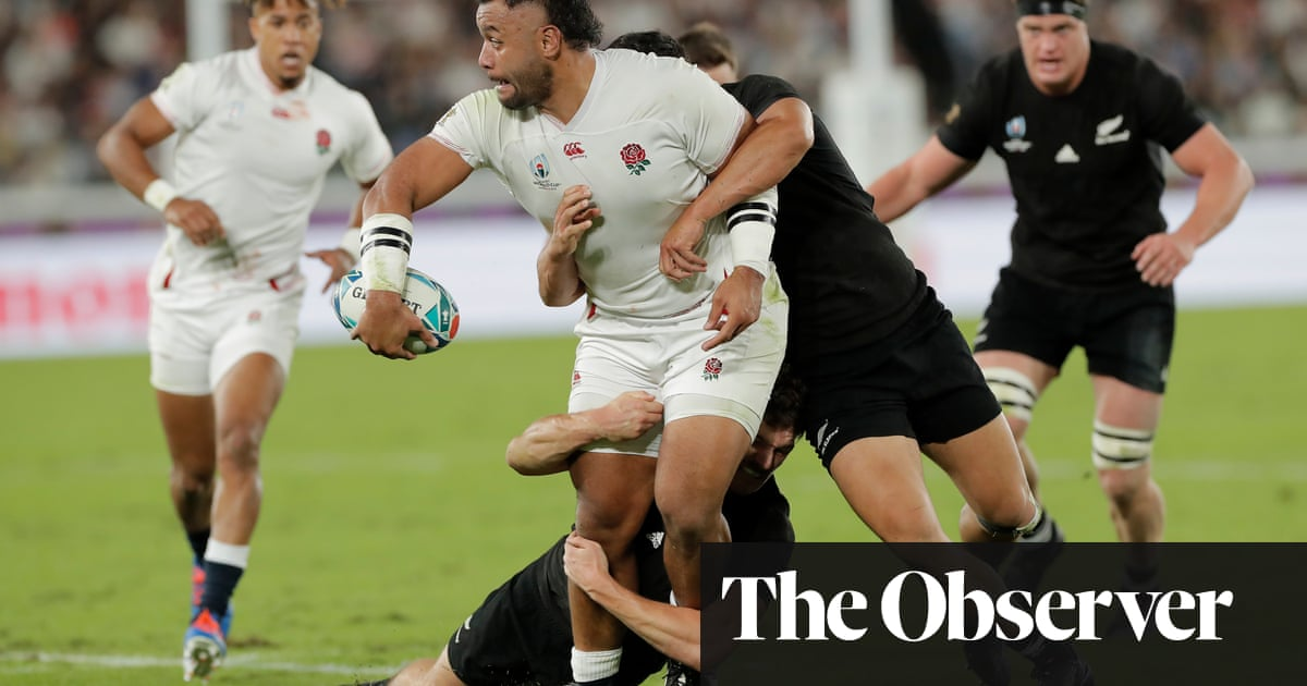 England 19-7 New Zealand: Rugby World Cup semi-final player ratings
