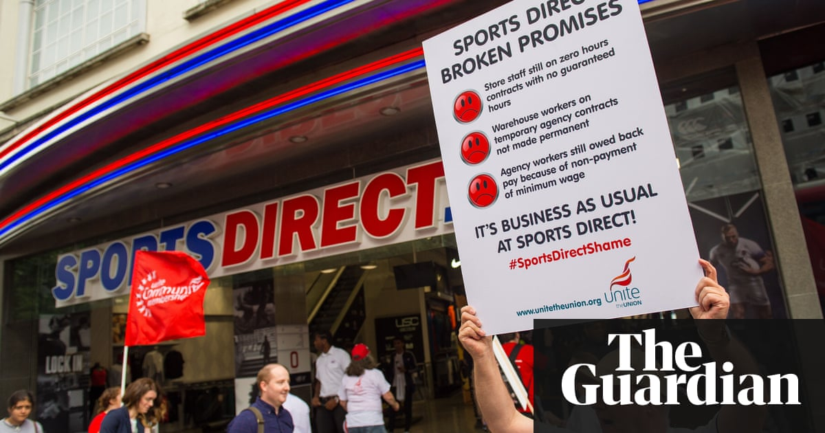 Number Of Workers On Zero Hours Contracts Drops To Three Year Low