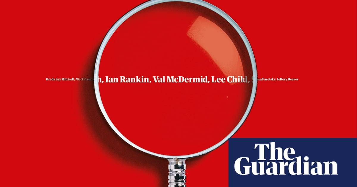 Top writers choose their perfect crime | Books | The Guardian