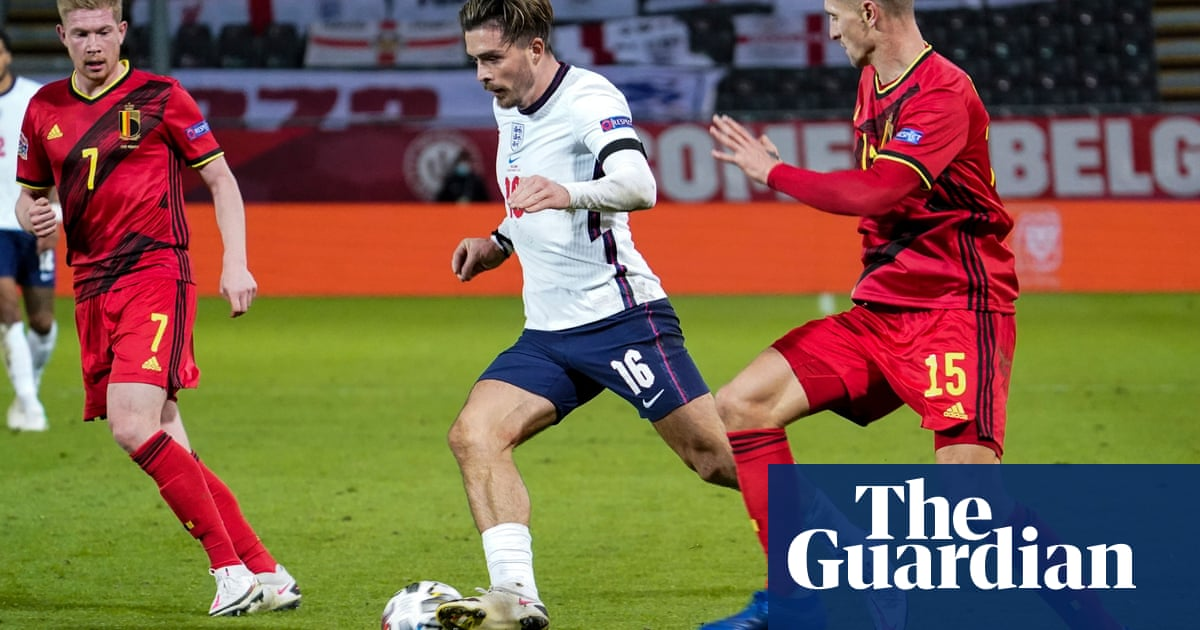 Southgate praises outstanding Grealish after Englands Nations League exit
