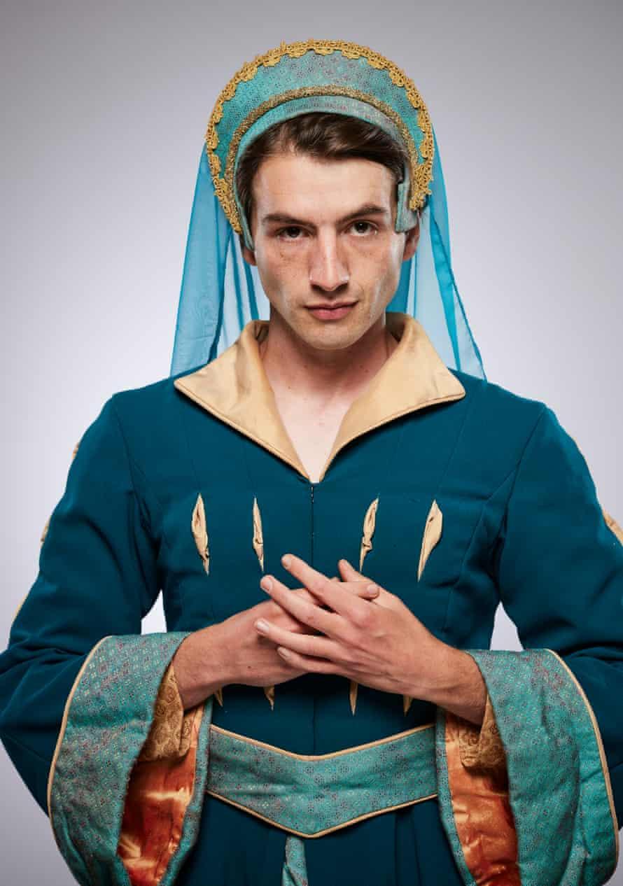 Rhys Warrington as Lady Macbeth