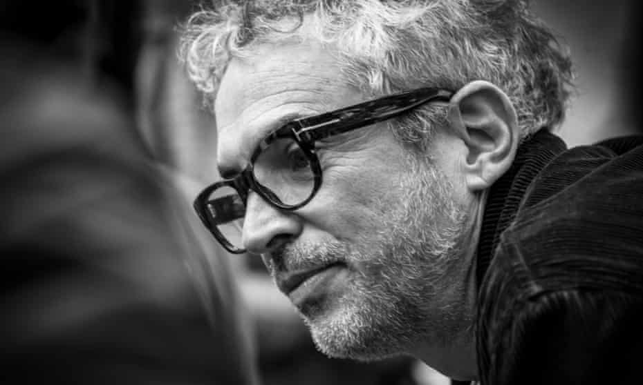 Alfonso Cuarón … 'When your parents are gone, you start to see things differently.'
