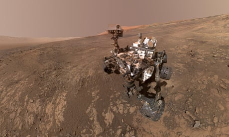 Nasa Mars rover finds organic matter in ancient lake bed