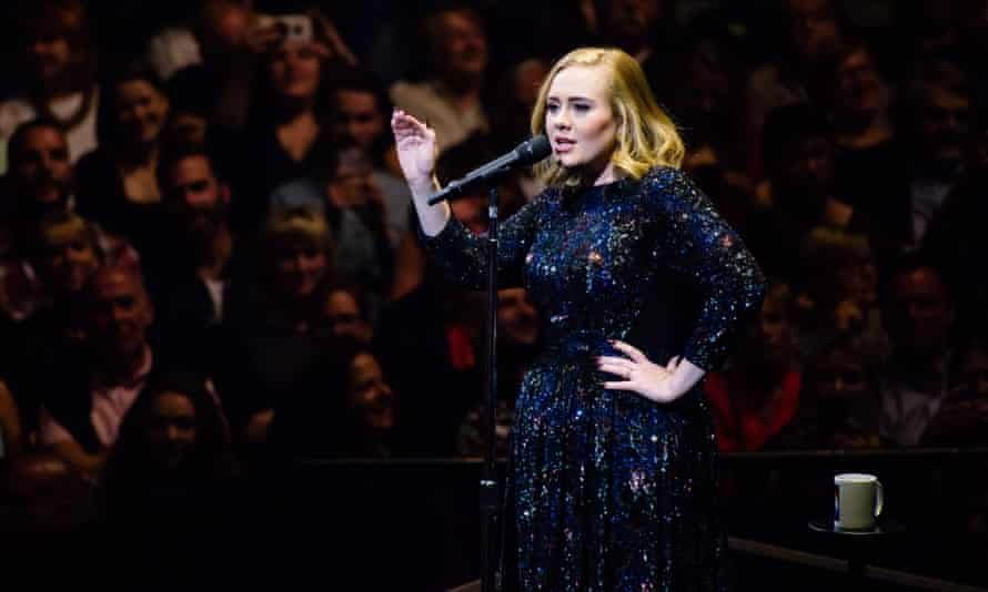 Adele is one of the biggest live draws in the world