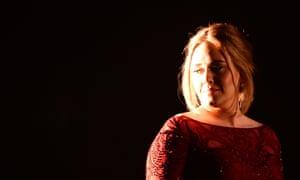 Adele: a bit dull?