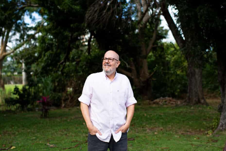 Nelson Rivera, a retired arts professor.