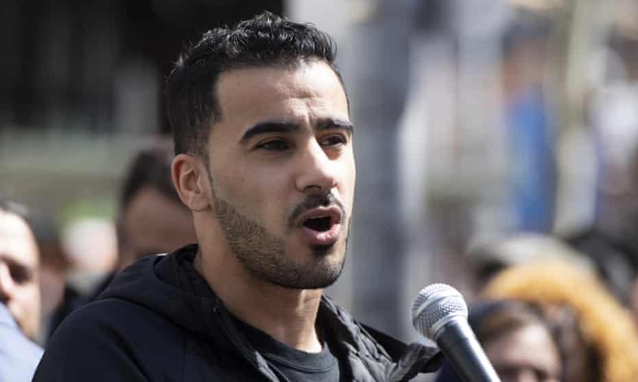 Footballer and refugee Hakeem al-Araibi