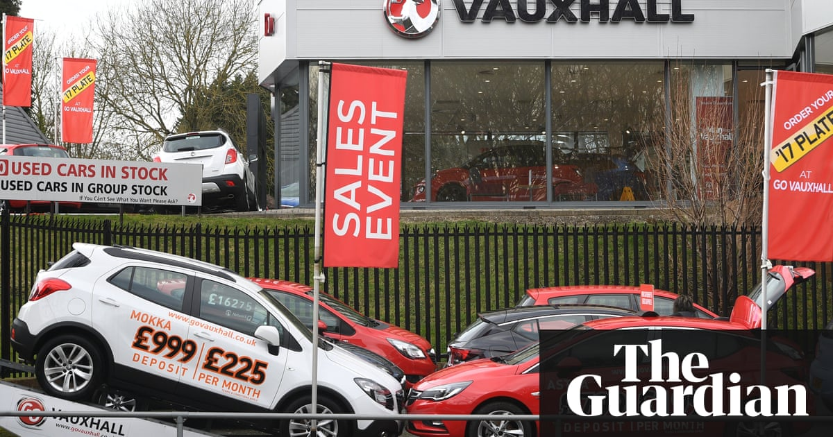 UK car production falls on Brexit fears and diesel sales slump ...