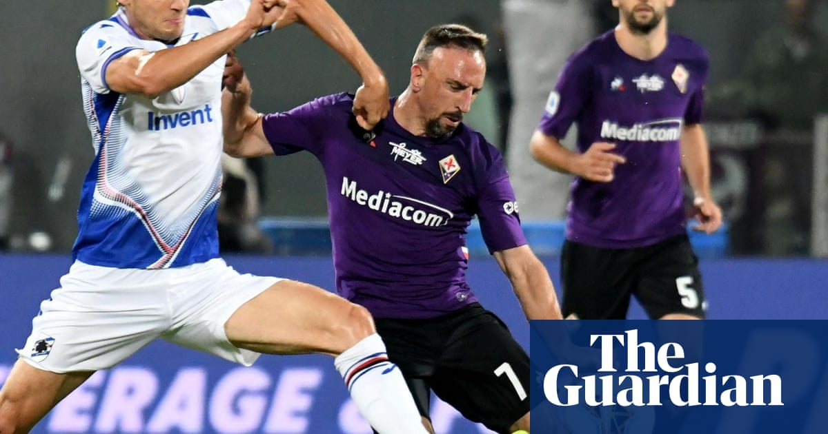 Franck Ribéry and a tale of the unexpected for Fiorentina | Nicky Bandini