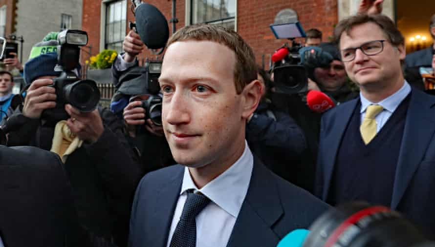A misleading clip of Mark Zucerberg casts the Facebook founder in a sinister light.