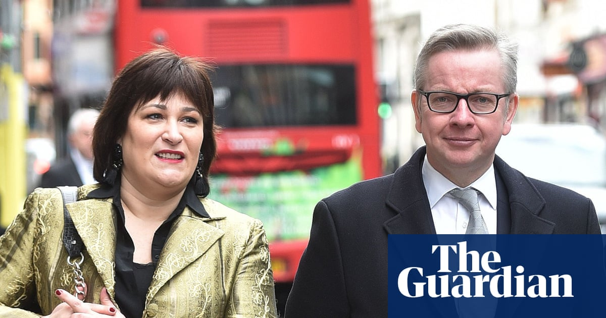 Michael Gove and wife Sarah Vine to divorce