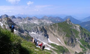 Camp Sonnenberg Vorarlberg, Austria