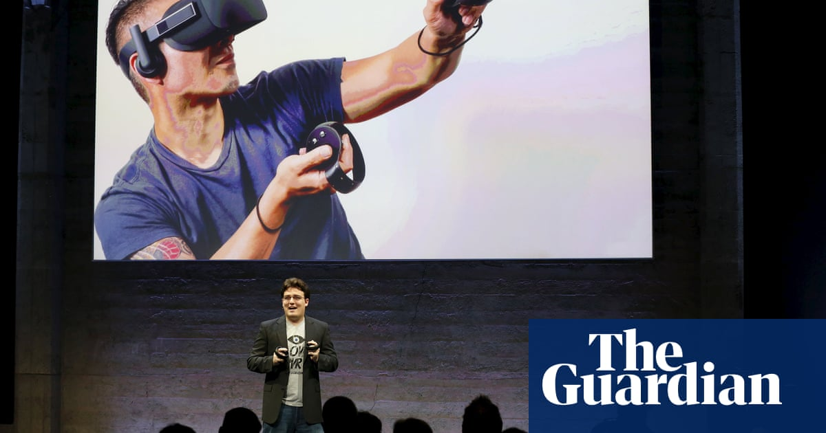 Palmer Luckey: 'We'll make Oculus for Mac when Apple release a good