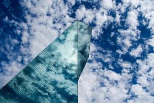 Broken Building (Dallas, Texas) by Nikola Olic