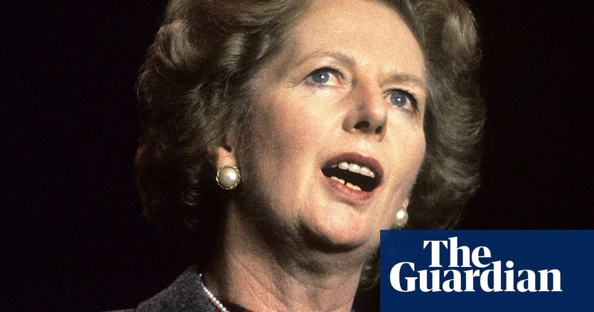Margaret Thatcher makes promise to help the Palestinians – archive, 27 May 1986